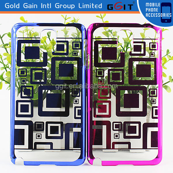 2014 New Product PC Case For Samsung For Note3
