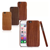 2014 wholesale hard wood pattern Bamboo case for iphone 6 4.7 inch