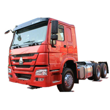 Cheap price 6x4 40 ton towing capacity Howo trailer head / tractor trucks