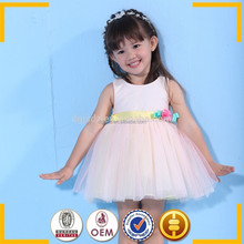 Girls party dress high quality clothing manufacturers korean children clothing