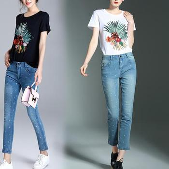 Korea fashion cheap clothes and pants women clothes set