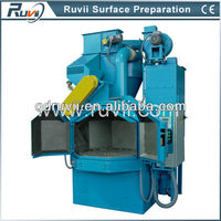 RV35 Small Table Type Shot Blasting Machine