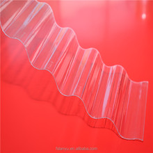polycarbonate 3mm thick corrugated cardboard sheets