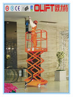 3m electric genie scissor lift