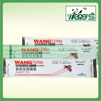20 Strips Wang's Manpu Fluvalinate Strips Chinese Packet Miticide