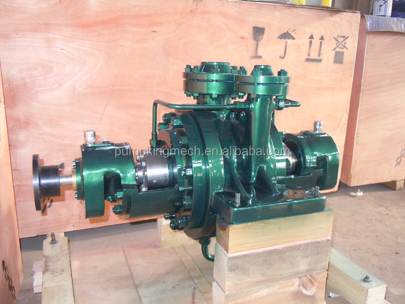 foot mounted overhung single stage end suction chemical pump supplier