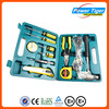 Multifunctional 12pcs emergency hand tool set