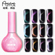 Perfect Hot Sell UV/LED Soak off 3D Cat Eye Gel Polish Magnetic Cat Eye Nail Gel Polish