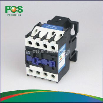 Easy Installation 3p ac contactor lc1(cjx2)