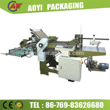 Automatic Paper Sheet Folding Machinery
