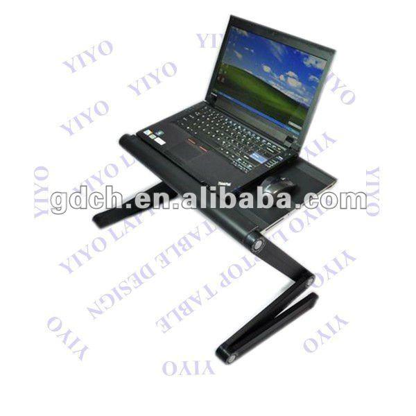 Lectura de la cama mesa bandeja soporte articular mesa for Mesa para ordenador portatil