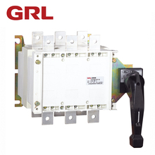 HGLZ-63 63amp 3p 110V manual electrical transfer switch