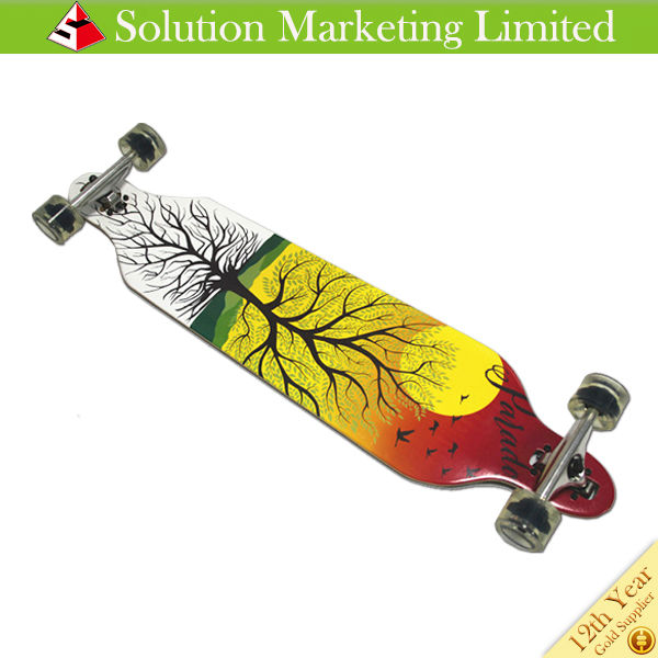 Solution 2014 New Design Best Selling original longboard for sale Professional Leading Manufacturer