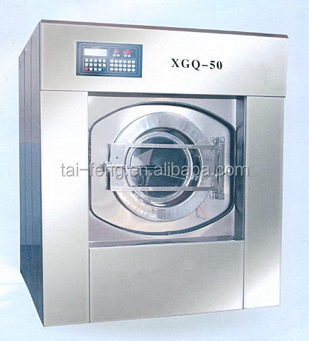 laundry equipment used in hotels cleaning machine