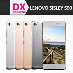 Android 4.4 OS 5.0 Inch Lenovo Sisley S90 Mobile Phone 1GB RAM 16GB ROM 13.0MP Rear Camera 8.0MP Front Camera Dual SIM Card