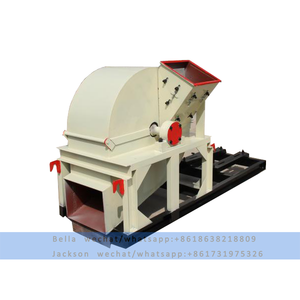 Henan industrial wood sawdust crusher logs branch chips crushing machine to make sawdust