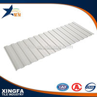 Advanced material asa wall sheet low cost house construction material