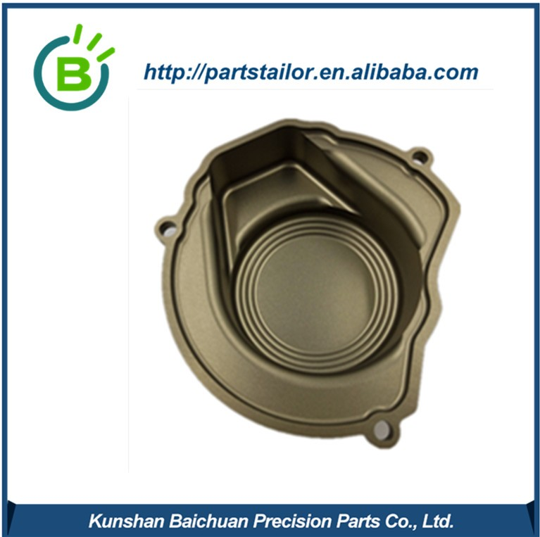 mechanical parts cover BC-K58-1 custom aluminum cover