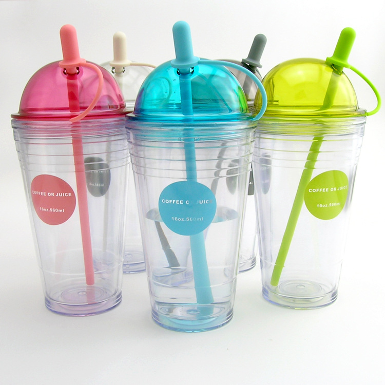 Unique bpa free plastic starbuck space travel cup water for Unique plastic bottles