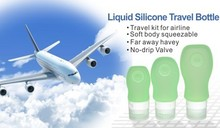 Hot sale international travel accessories airline travel size