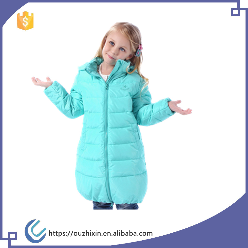 new arrival girls winter coat first winter warm down jacket