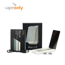 2018 new arrivals electronic cigarette vaporizer uk 2250mAh 1.5ohm Vape Only Malle kit cheap box mods