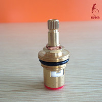 sanitary ware accessories brass single hole faucet cartridge