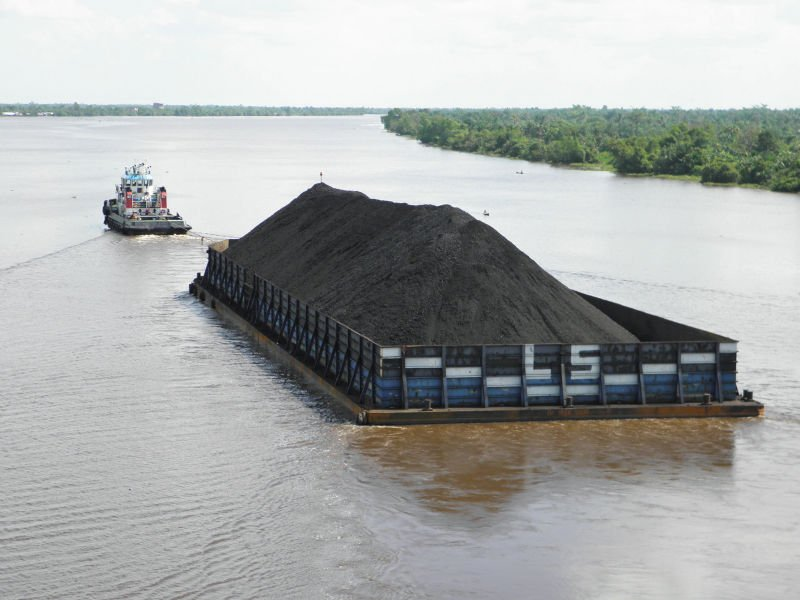 Indonesian Steam Coal GCV 5500 - 5300 kcals