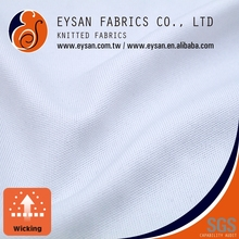 EYSAN Soft Moisture Wicking Polyester Knitted Interlock Fabric