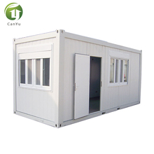 20ft Container house, pre-fabricated house, pre-fabricated home