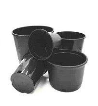 1 2 3 5 7 <strong>10</strong> 15 gallon growing flower pots for tree nursery
