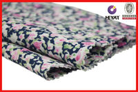 Floral Printed Cotton Muslin Fabric