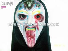 Fashion Halloween half EVA foam mask, mask, ghost masks1, factory direct sales, wholesale, the latest design ( Halloween )