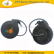 Over loaded protection retratable cable reel used in salon
