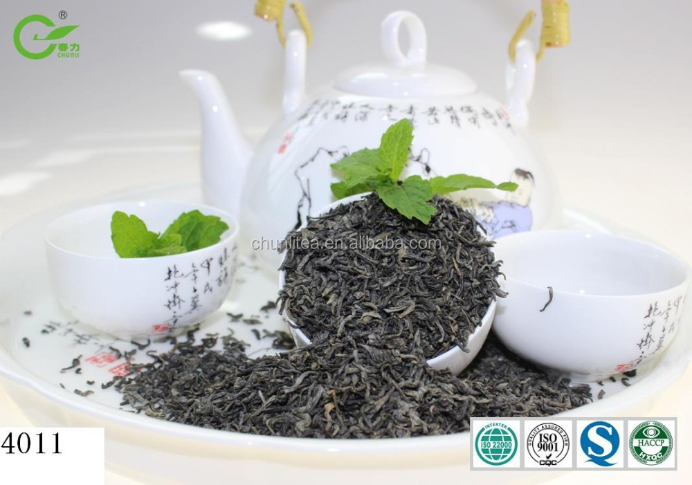 The Wholesale Chunmee Tea 4011 chinese green tea