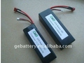 7.4v 5000mah Lipo rechargeable battery 50C for RC car / Airplane/boat