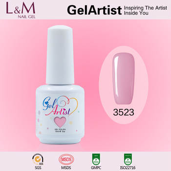 GelArtist Brand Wholesale Gorgeous Color Gel Nail Polish