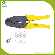 Good Quality of Ratchet Line Pressing Pliers HS-03BC EU Type
