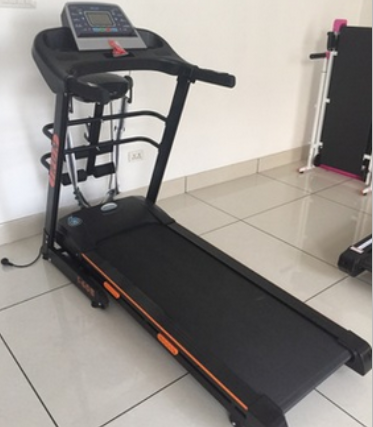 Folding Electric lijiujia max fit elderly treadmill Running Jogging Fitness Machine Home Gym