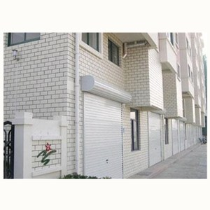 intelligent sectional residential raised machine panel lift industrial garage door/garage door opener made in china