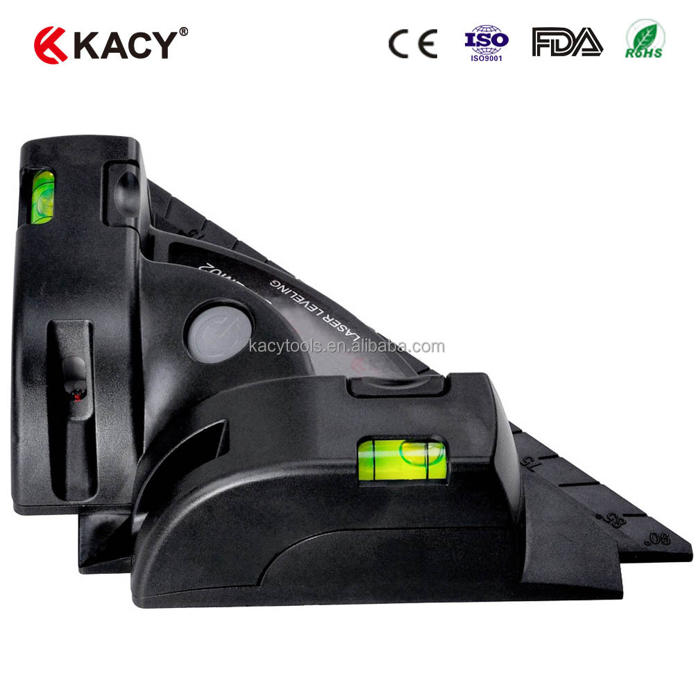 KACYTOOLS SL25 Right Angle 90 Degree Square level floor Laser