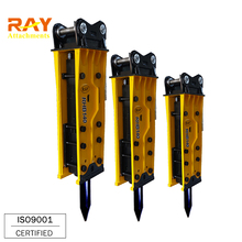 hydraulic breaker spare parts about seal kits and tool pin