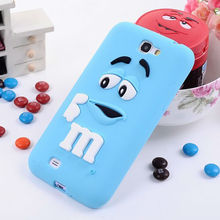 For Samsung Galaxy Note 2 Cheap Silicone Case