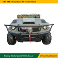 CE 8x8 Manual Amphibious UTV ATV