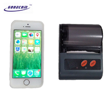 Handheld Mobile Bluetooth thermal Printer for Android and IOS