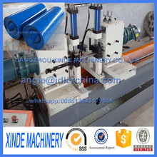 high efficiency conveyor roller manufacturing equipment/conveyor idler manufacturing equipment/shaft end milling machine