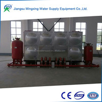 New model design thermal insulation pressure water tank