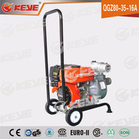 gasoline powerful 7hp 1 inch to 4 inch high pressure pump water supply