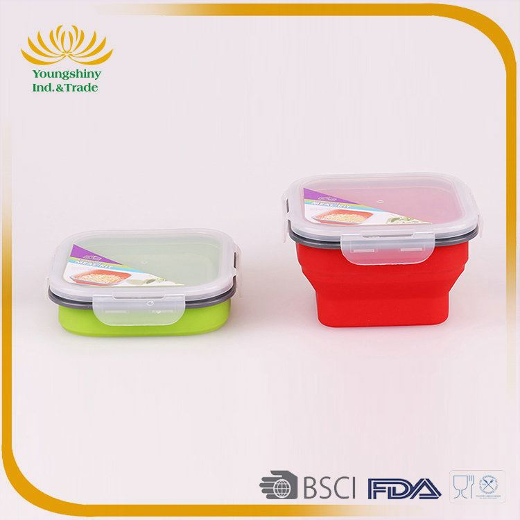 Eco-Friendly Fashionale Designed lunch box tiffin carrier