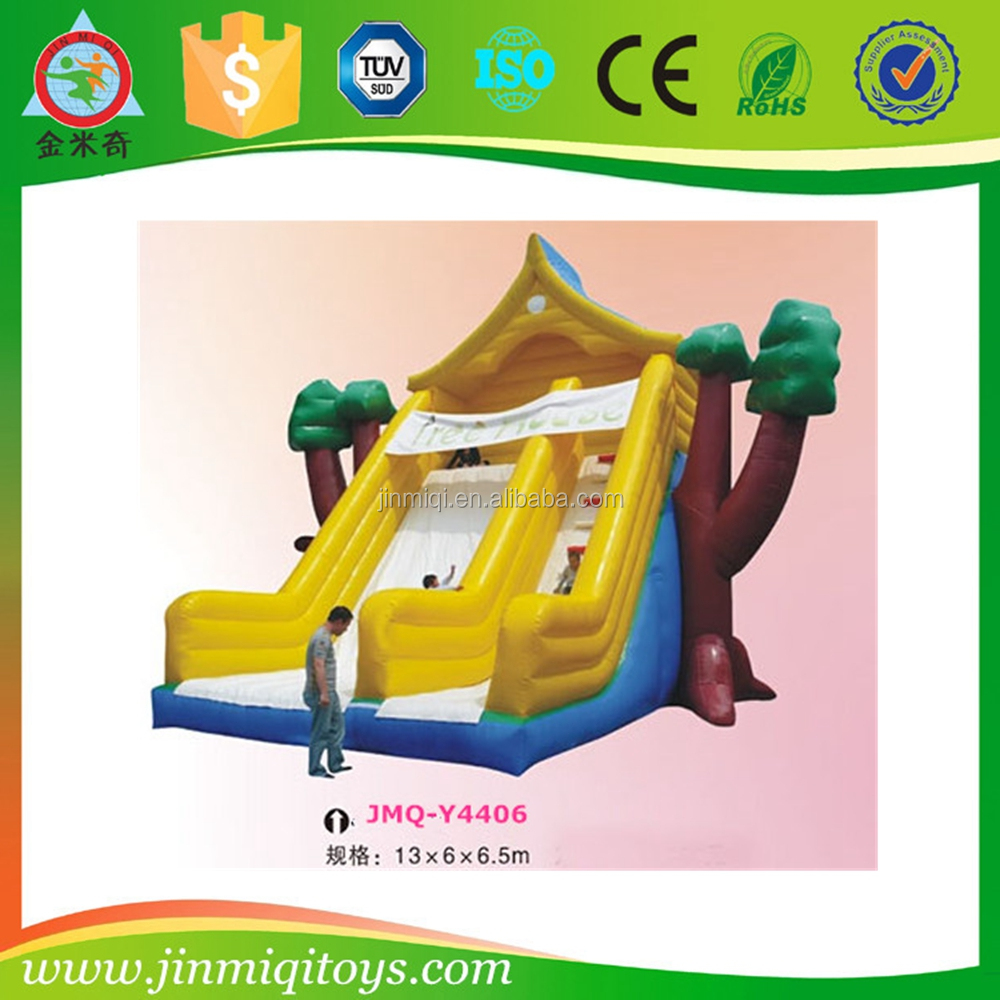 outdoor promotional inflatable infactabal playground/inflatable model for amusement park